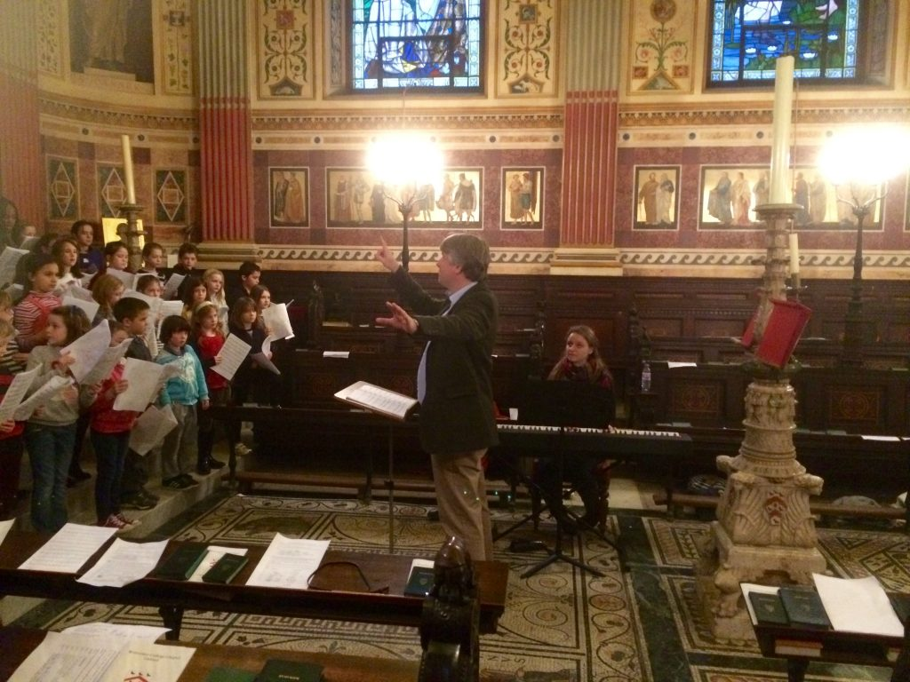 Oxford and Cambridge Singing School 1
