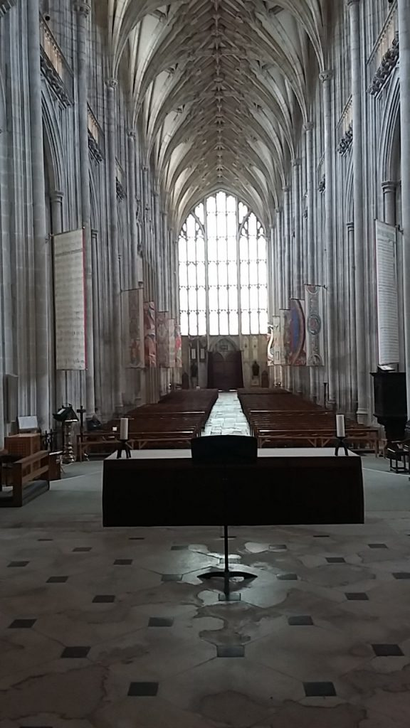 Winchester Cathedral 1